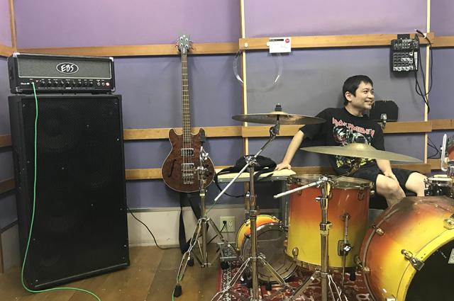 100×100 ICHIMAN イチマン HR/HM バンド
