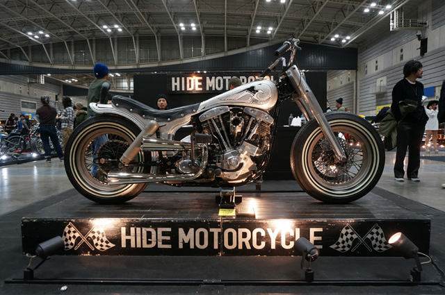 横浜ホットロッドショー2019 yokohamahotrodshow2019 hidemotorcycle ヒデモーターサイクル