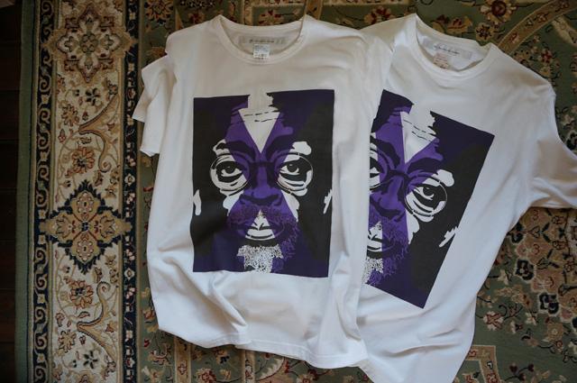 neutral ニュートラル stencil ステンシルTシャツ