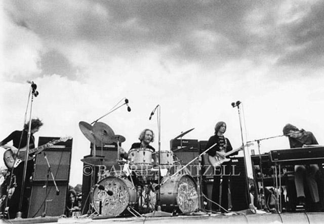 BLINDFAITH HYDEPARK 1969 ブラインドフェイス ハイドパーク