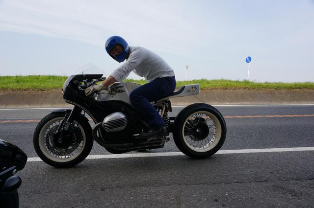 HIDE MOTORCYCLE(ヒデモーターサイクル) HIDEMO(ヒデモ) BMW R nineT