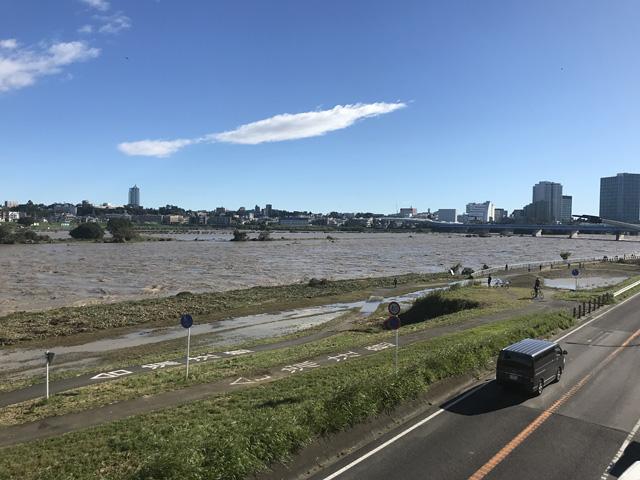 neutral ニュートラル 多摩川