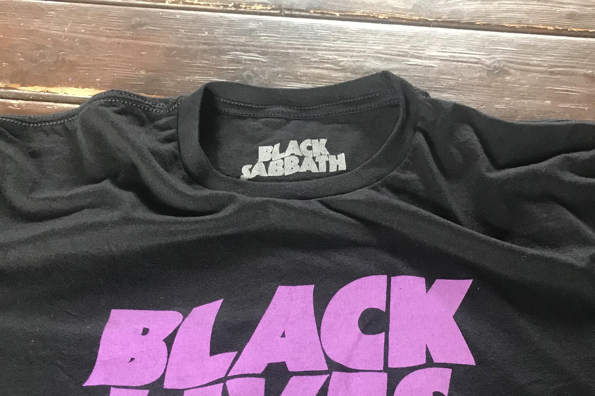 BLACKSABATH ブラックサバス チャリティ BLACKLIVESMATTER ブラックライブスマター