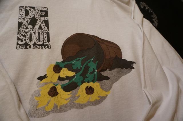 NEUTRAL(ニュートラル)製のSTENCIL T-SHIRTS ステンシル Tシャツ