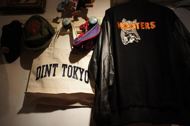 DINT TOKYOで行うNEUTRAL(ニュートラル)のSTENCIL T-SHIRT(ステンシルTシャツ)イベントの紹介画像