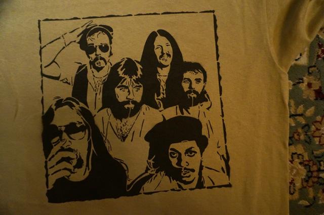 NEUTRAL(ニュートラル)製 ステンシルTシャツ