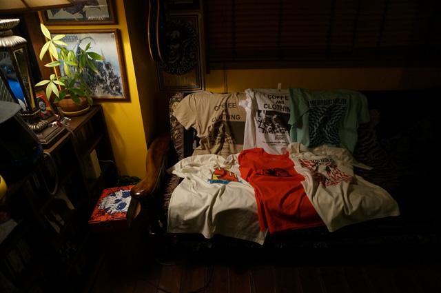 名古屋DUDEで行うneutral(ニュートラル)のステンシルTシャツイベントの紹介画像
