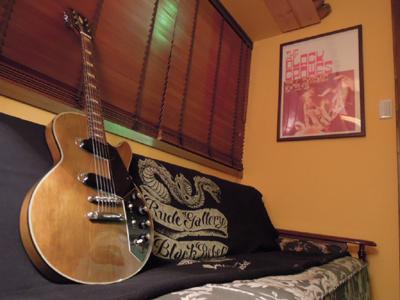 franpton フランプトン ギター Pearl パール