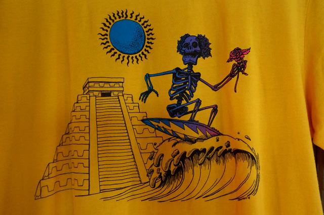 @rubenowsky グレイトフルデッドTシャツ