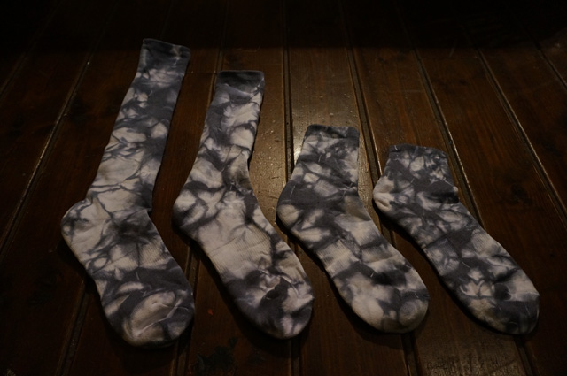 福禄寿 FUKUROKUJU CUSHION SOCKS