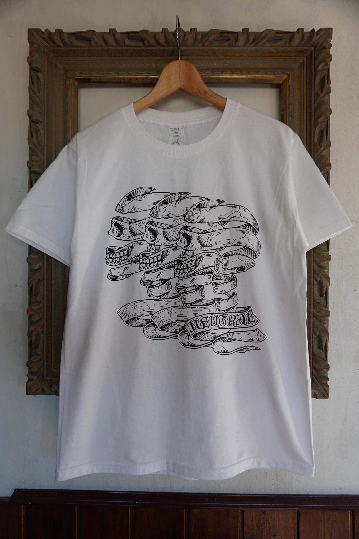 ニュートラル neutral 10周年 Tシャツ マジカルデザイン magicaldesign