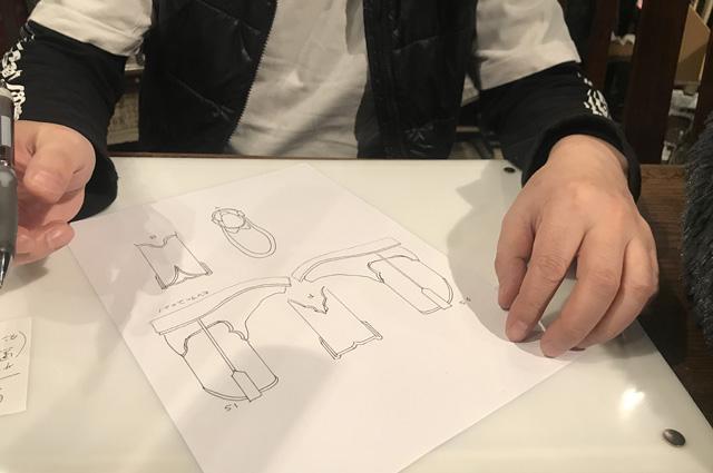 ニュートラル ローパーブーツ マジカルデザイン ゼローズ NEUTRAL ROPERBOOTS MAGICALDESIGN ZERROW'S