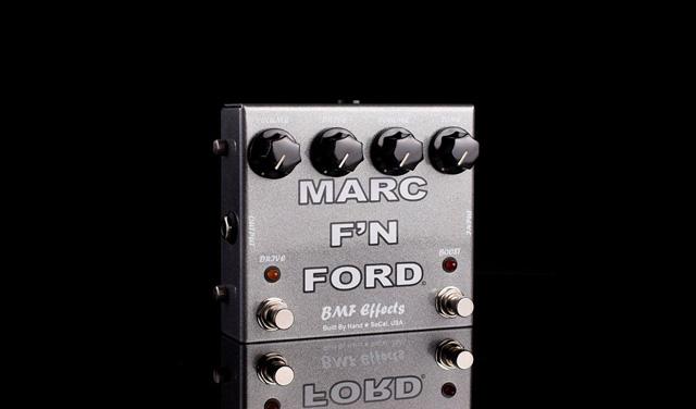 BMF Effects bmfエフェクター MARC FORD マークフォード シグネチャーモデル