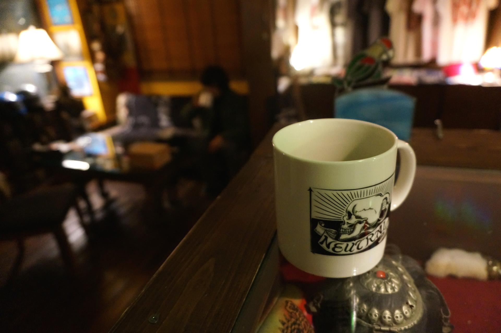 ニュートラル NEUTRAL マグカップ