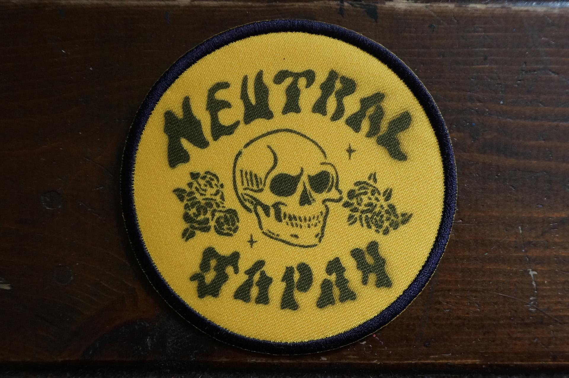 ニュートラル neutral ステンシル rubenowsky ルベノウスキー ルーベン