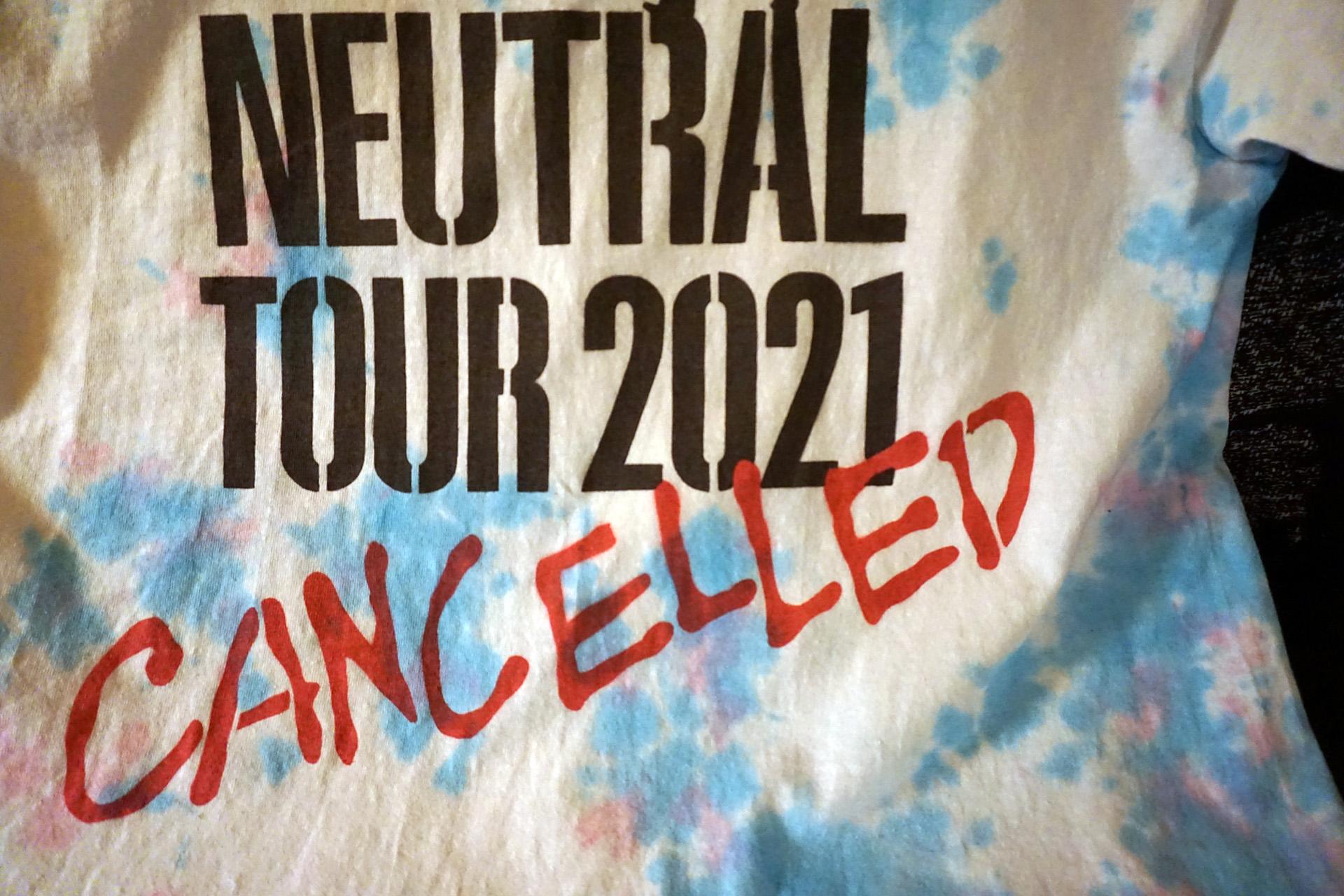 ニュートラル neutral ステンシルTシャツ stencil road ロード 愛知県 名古屋市