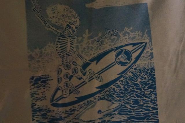 NEUTRAL(ニュートラル)が二子新地 多摩川沿いの SEA WORTHY DRY GOODS DEMONSTRATION で行うSTENCIL T-SHIRTS(ステンシルTシャツ)イベント