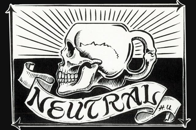 neutral ニュートラル