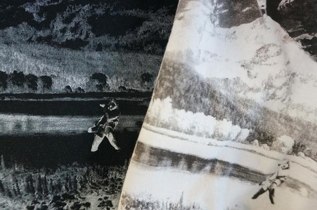 PLOYD(プロイド)のコラージュTシャツ