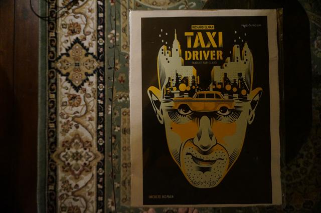 ベトナム TAXI DRIVER タクシードライバー ポスター