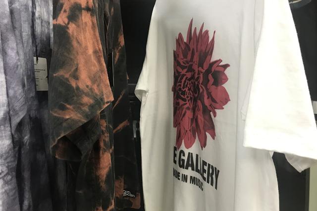 NEUTRAL ニュートラル STENCIL ステンシルTシャツ tiedye タイダイ RUDEGALLERY ルードギャラリー