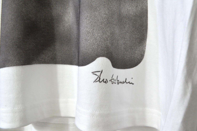 菊地昇 shokikuchi ルードギャラリー rudegallery ニュートラル neutral ステンシルTシャツ