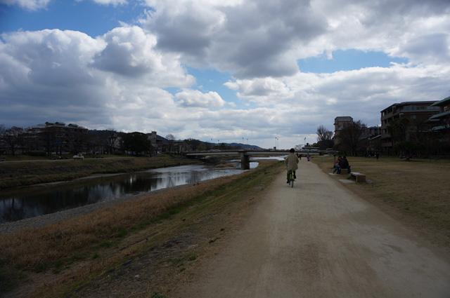 京都 kyoto 鴨川