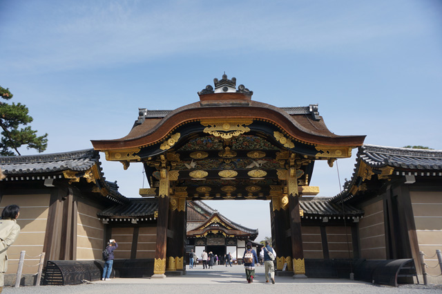 京都 kyoto 二条城