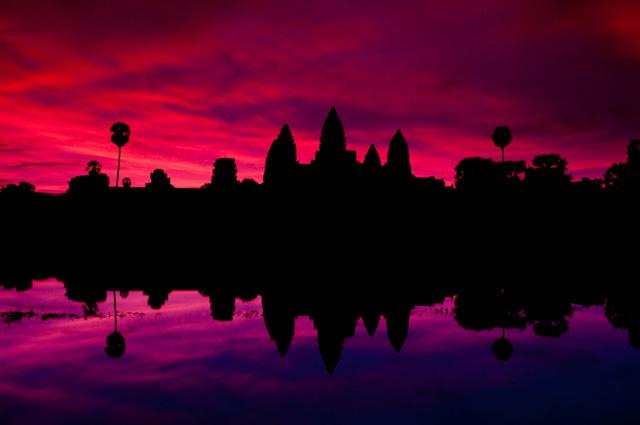 CAMBODIA(カンボジア)のアンコールワット