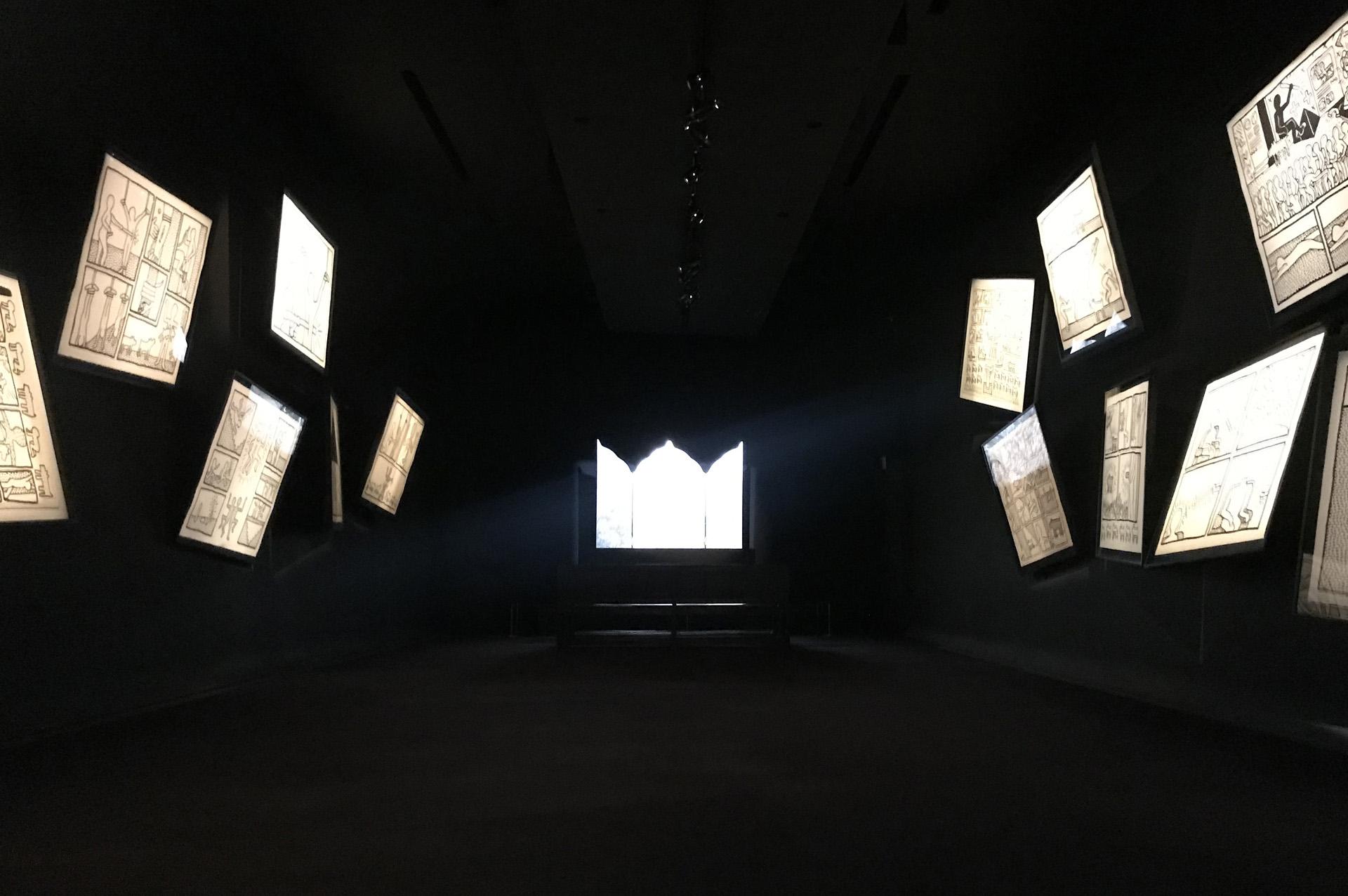 中村キース・へリング美術館 北杜市