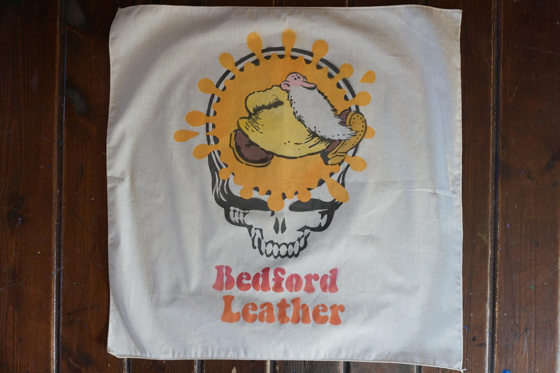 ベッドフォードレザー BedfordLeather @bedfordleather ニュートラル neutral ステンシル