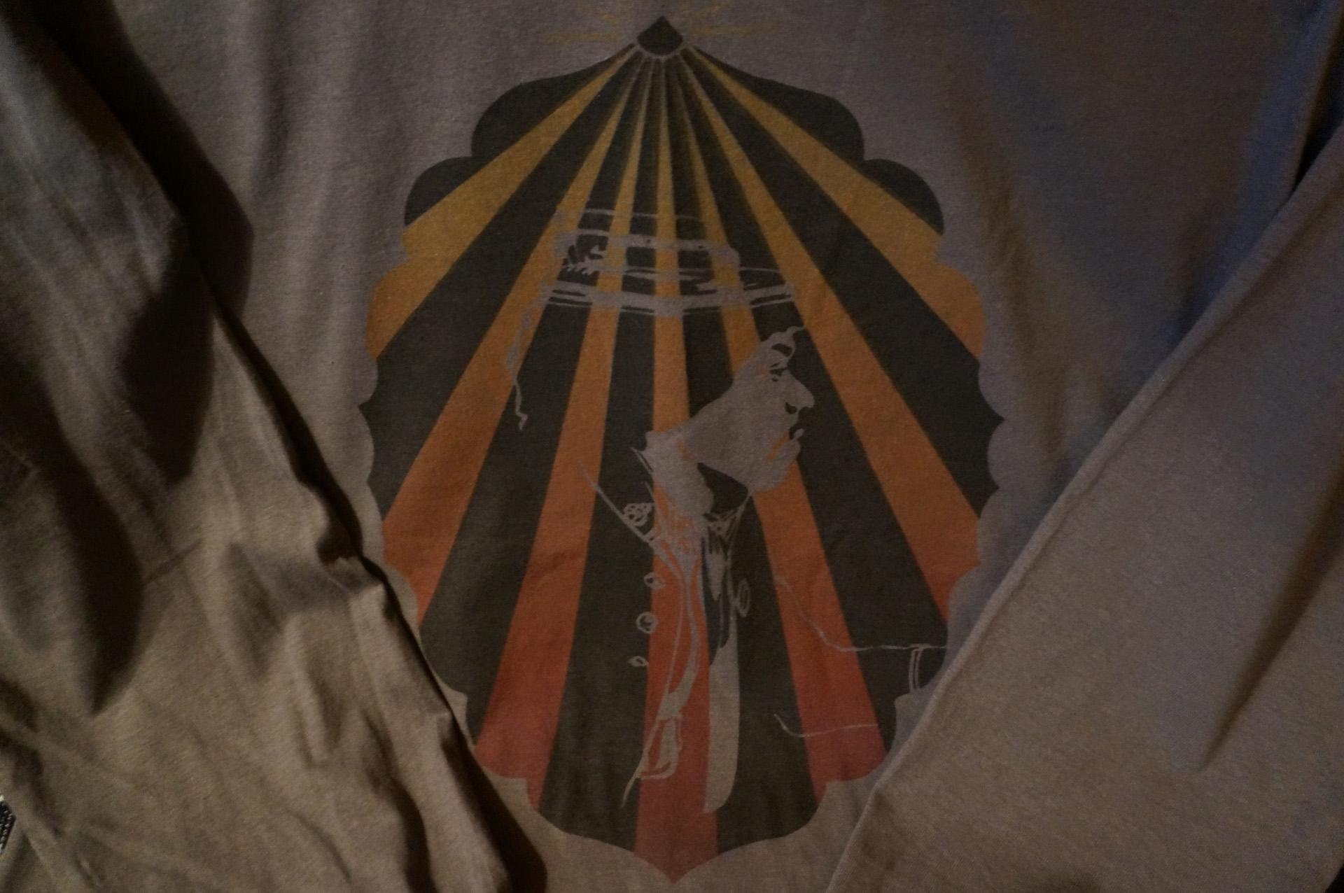 ニュートラル ステンシルTシャツ NEUTRAL THE6193 ルードギャラリー RUDEGALLERY