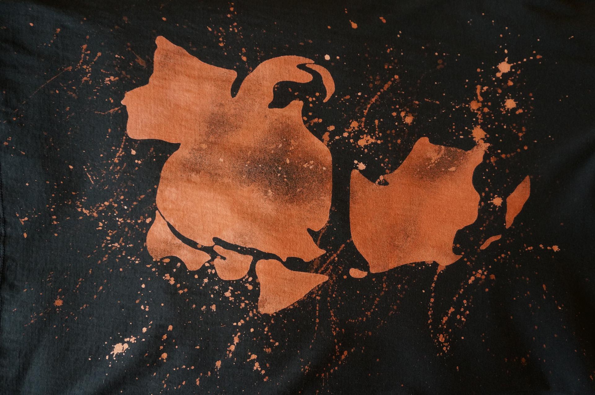 ニュートラル neutral ステンシル Tシャツ stencil ロード road 名古屋