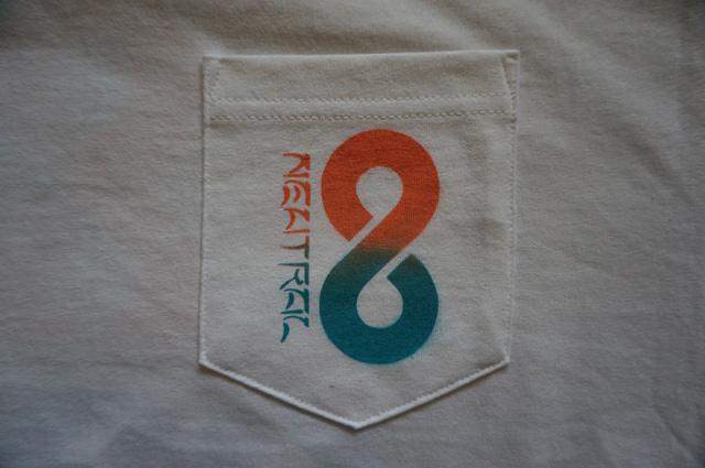 NEUTRAL ニュートラル 8tn anniversary 8周年 stencil ステンシルTシャツ