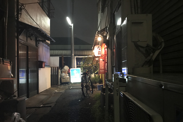 「TAKOYAKI STAND をごちゃん」の画像