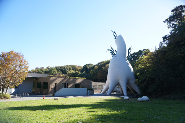 川崎市岡本太郎美術館 TARO OKAMOTO MUSEUM OF ART