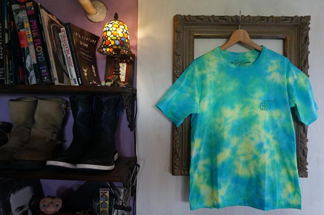 laidbacktaylor レイドバックテイラー 仙台 neutral ニュートラル タイダイtシャツ