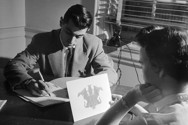 Hermann Rorschach(ヘルマン・ロールシャッハ)