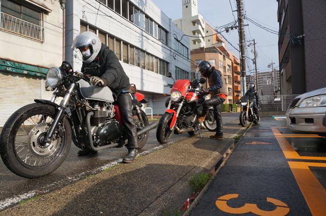 名古屋DUDEで行ったneutral(ニュートラル)のステンシルTシャツイベントの画像