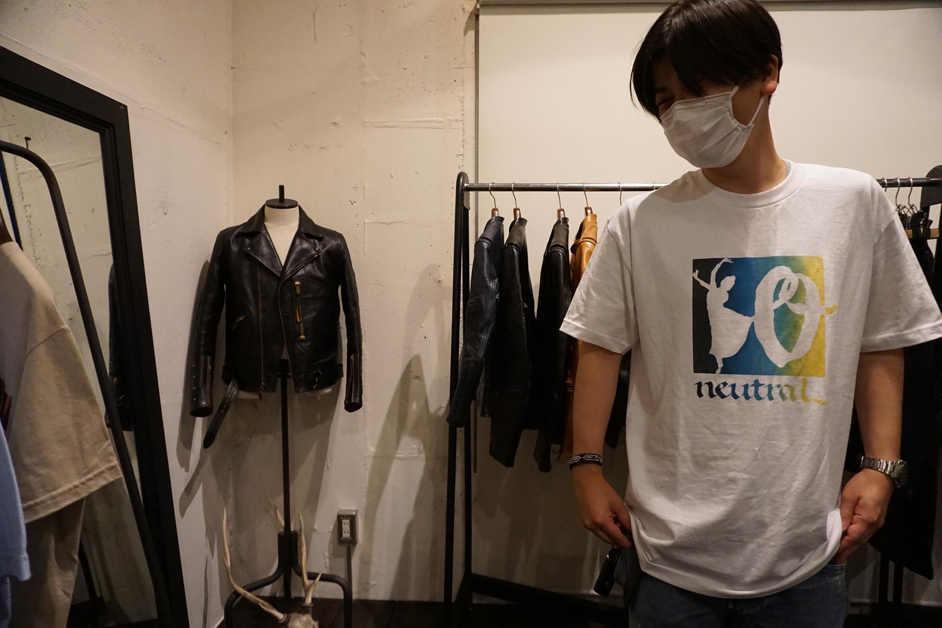 ニュートラル neutral ステンシルTシャツ stencil ゲルガ GERUGA road ロード 愛知県 名古屋市