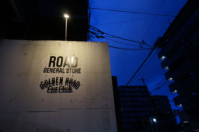 NEUTRAL ニュートラル stencil ステンシルTシャツ ROAD ロード 名古屋 ROOTSOFALLDEEDS