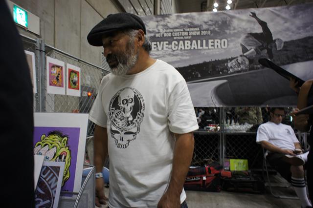 NEUTRAL ニュートラル ステンシルTシャツ GRATEFULDEAD グレイトフルデッド Caballero スティーブキャバレロ